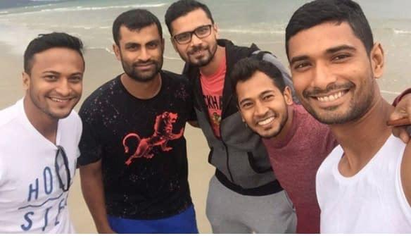 বাংলাদেশ ক্রিকেটের পঞ্চপান্ডব