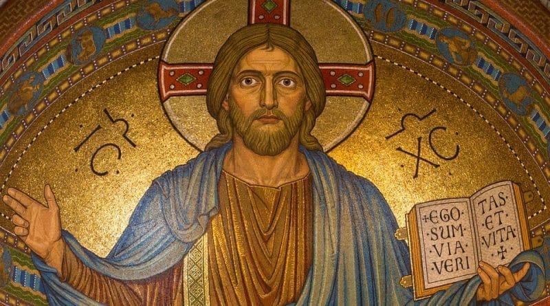 খ্রিস্ট ধর্মের প্রবর্তক যিশু খ্রিস্ট
